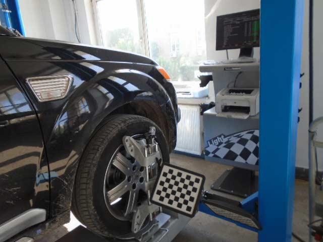Geometrie 3D Roti - Auto AS International