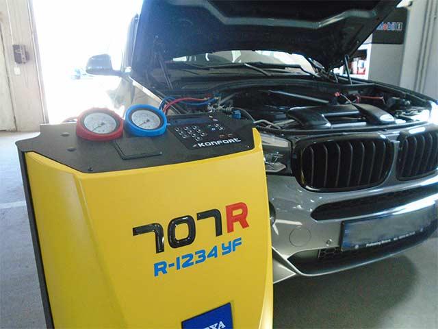 Reparatii Aer Conditionat si Climatizare Auto - Auto AS International