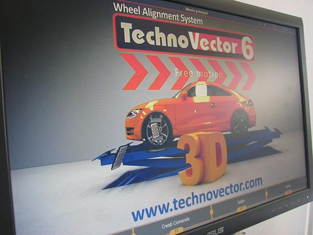 Software geometrie 3D - Auto AS International
