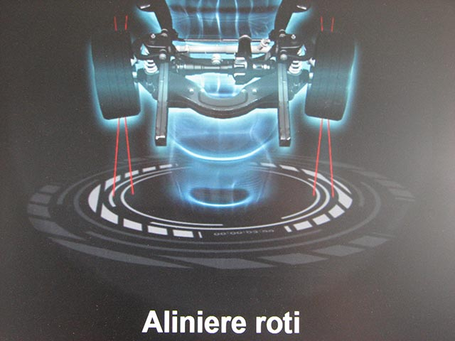Software geometrie 3D ansamblu - Auto AS International