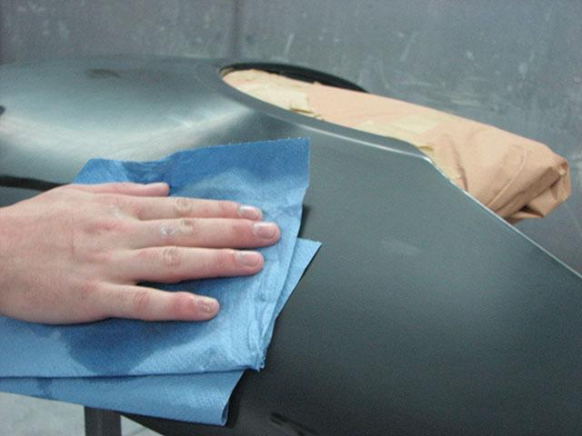 Vopsitorie auto - Pregatire suprafata vopsit - Auto AS International
